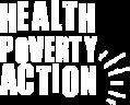Health Poverty Action charity logo