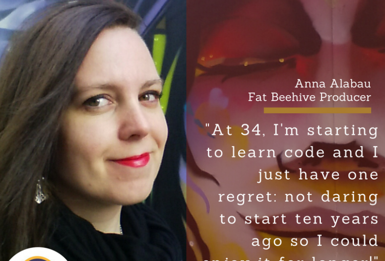 Fat Beehive's Anna Alabau, Producer