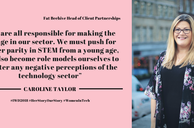 Fat Beehives, Caroline Taylor, Head of client partnerships