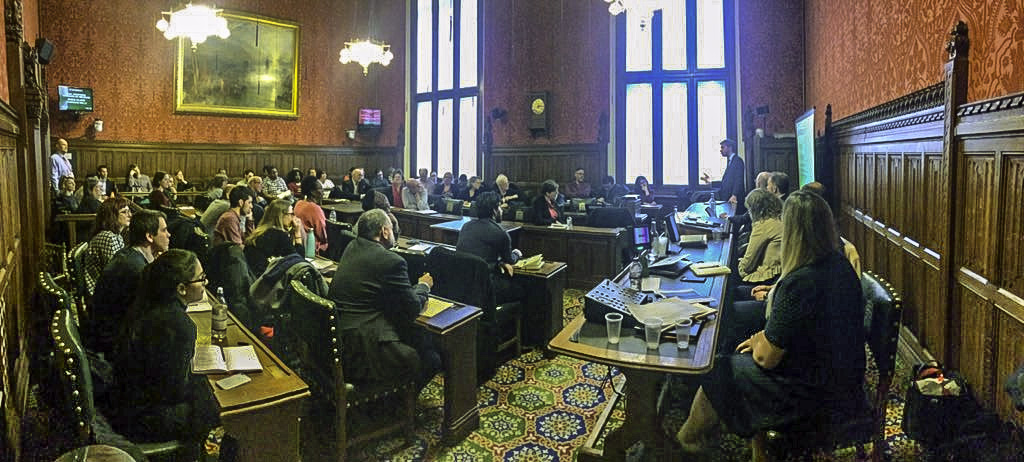 Fat Beehive hosted a GDPR event in the House of Commons