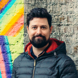 Fat Beehive's Ben Serbutt, Head of Creative