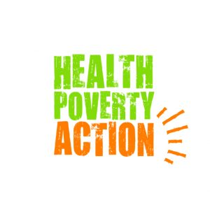 Health Poverty Action logo