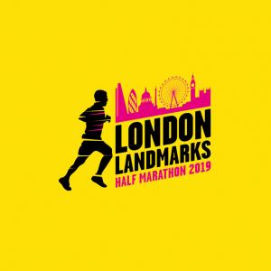 London Landmarks Half Marathon logo