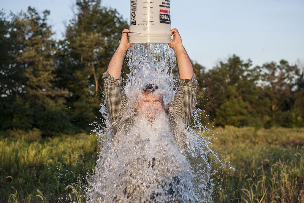 Ice Bucket Challenge raises money for MND
