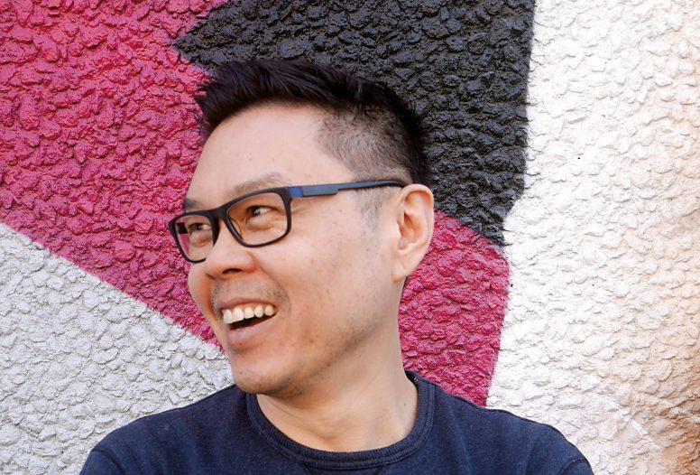 Fat Beehive's Head of production Huey Nhan-O'Reilly
