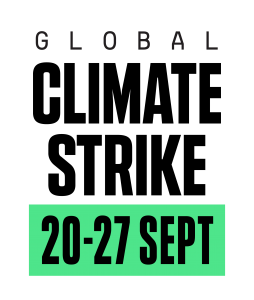 Global Climate Strike logo