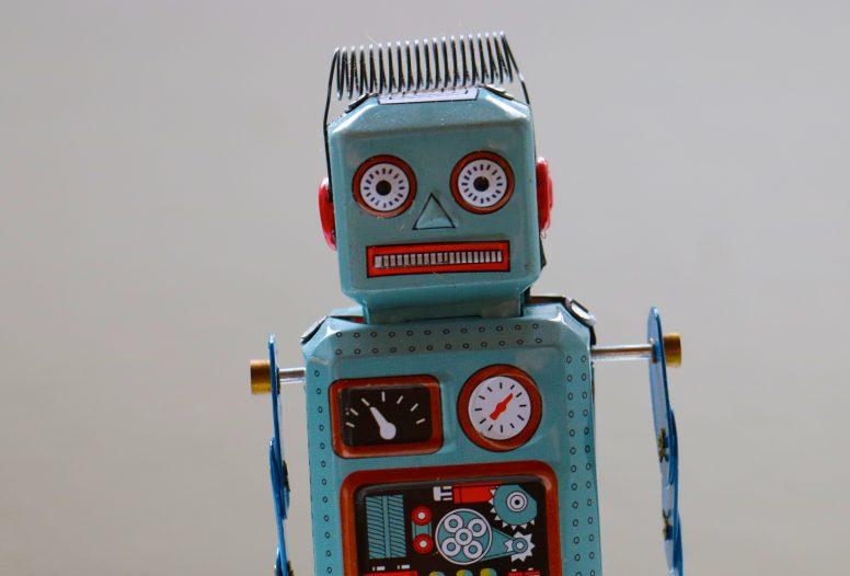 Fat Beehive, AI, Helpful robots