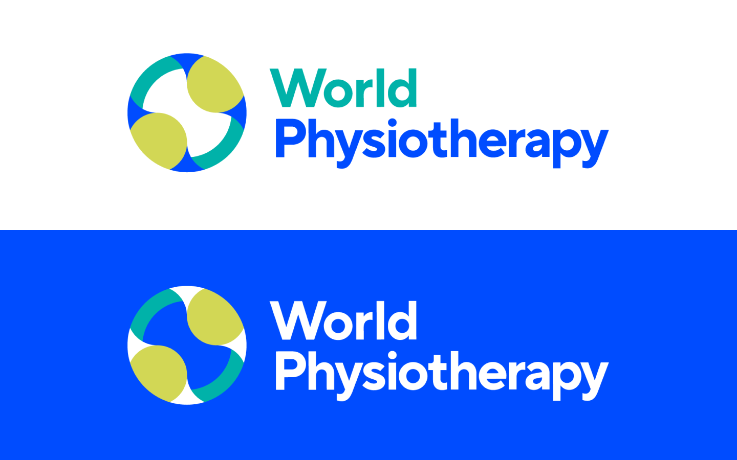 The World Physiotherapy logo