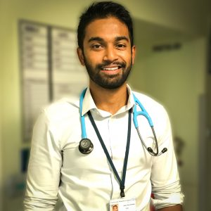 Dr Johan Chandran