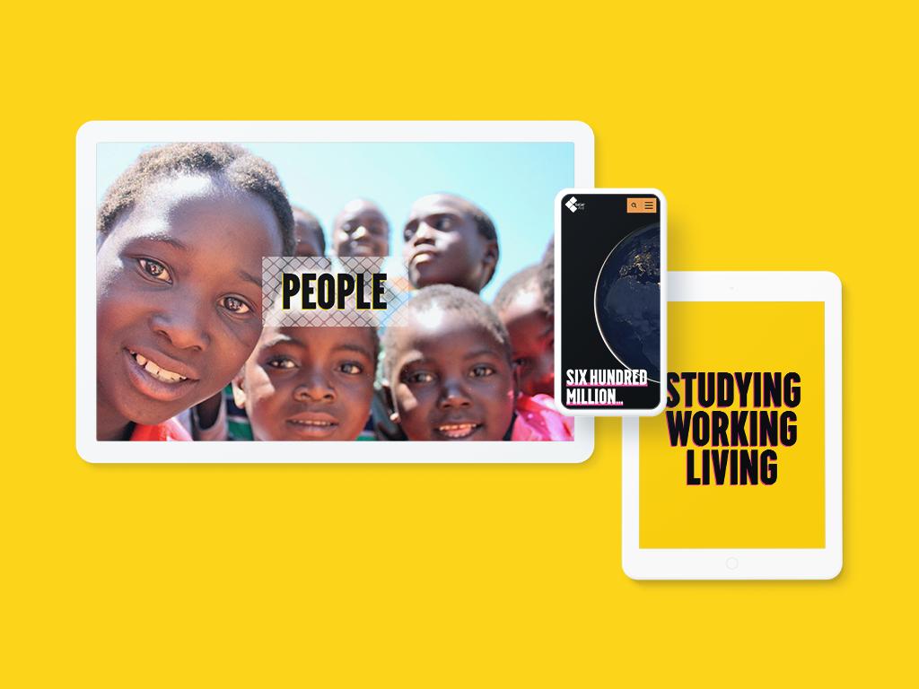 New website designs for SolarAid