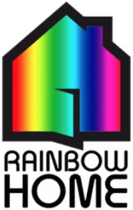 Logo for Rainbow Home